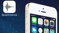 Audio aufnehmen mit dem iPhone - So geht's