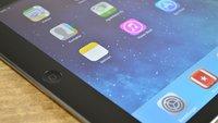 iPad Air im Video: Zusammenfassung unseres Tests