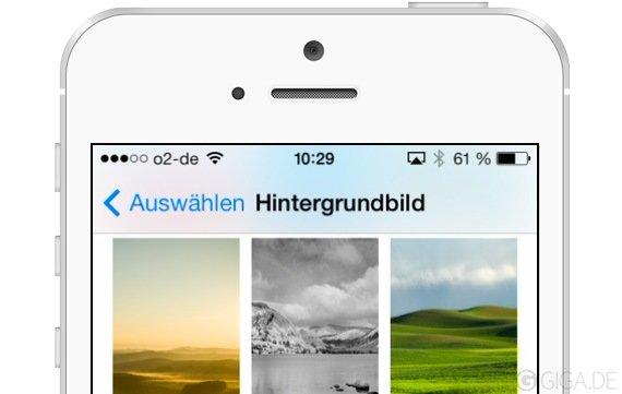 Iphone hintergrundbilder speichern