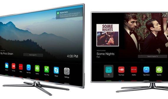 Design-Konzepte: Apple-Fernseher und OS X im iOS 7-Look