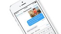 Apple bestätigt Probleme mit Textnachrichten bei Telefonwechsel