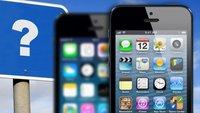 iOS 7 Downgrade auf iOS 6: Geht das noch?