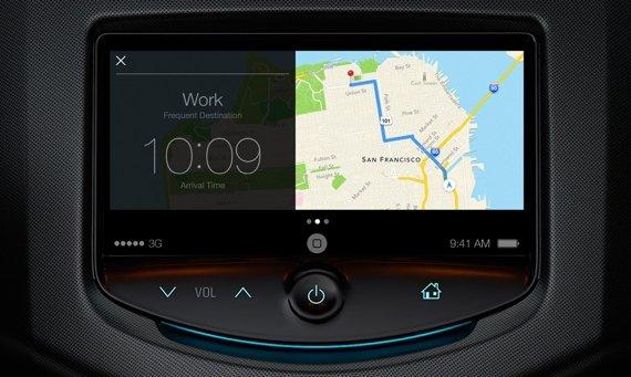 Gerücht: iOS im Auto kommt mit iOS 7.1