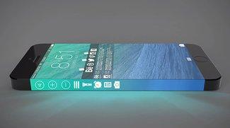 iPhone 6 Designkonzept: Glühwürfel mit Rundum-Display und Lightning-LED