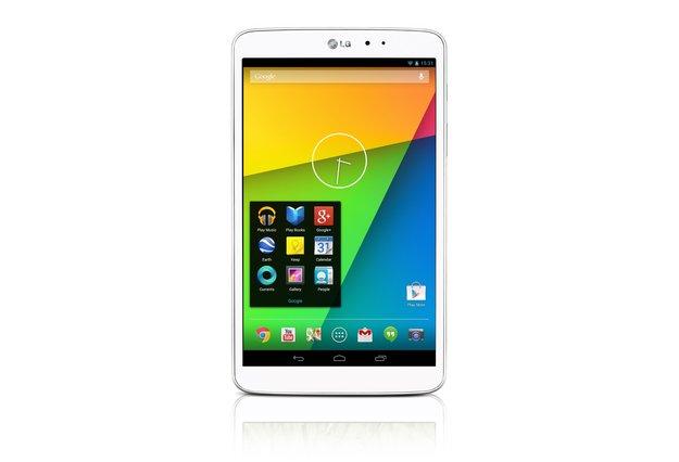 """LG V510: """"Nexus 8"""" ist das LG G Pad 8.3 in der Google Play Edition"""