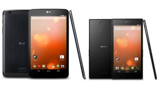 Beinahe-Nexus: LG G Pad 8.3 und Sony Xperia Z Ultra als Google Play Editions sind offiziell