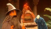 Lord of the Crumbs: Krümelmonster meets Herr der Ringe (Video)