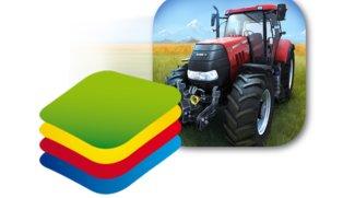 Landwirtschafts-Simulator 2014 auf PC spielen (mit BlueStacks)