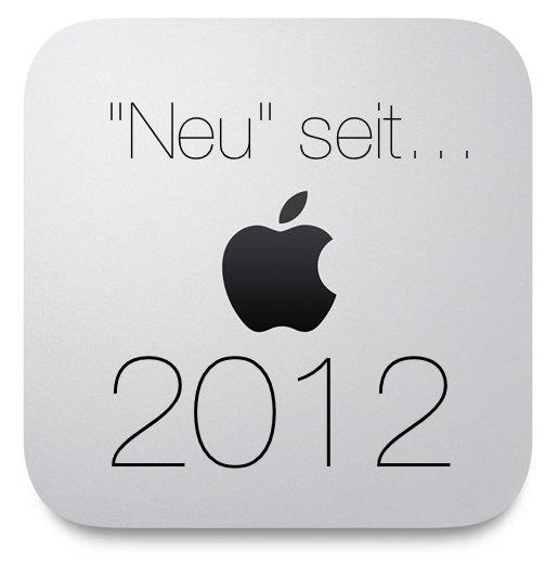 Mac mini: Angeblich neues Modell im Oktober