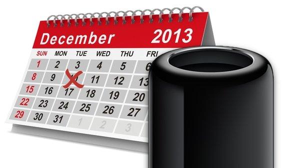 Mac Pro 2013: Ab 19. Dezember im Apple Store erhältlich
