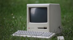 27 Jahre alter Macintosh Plus surft im Internet: Von wegen altes Eisen