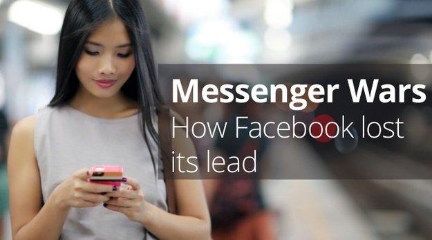 WhatsApp: Laut Studie erstmals beliebter als Facebook