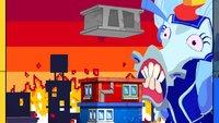 Monsters ate my Condo: Abgefahrenes Turmabbau-Spektakel zum kostenlosen Download bei Amazon
