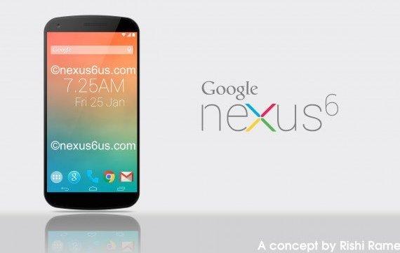 Nexus 6 kommt mit Fingerabdruck-Scanner (Gerücht)