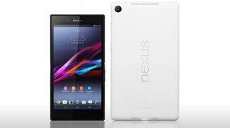 Sony Xperia Z Ultra Google Play Edition und weißes Nexus 7 erscheinen im Play Store