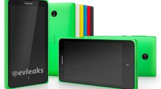 Android-Smartphone von Nokia zeigt sich erneut!