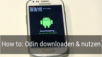 Odin: Download und Nutzung des Flash-Tools für Android (Video)