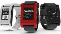 Pebble: Crowdfunding-Smartwatch kann jetzt auch deutsch