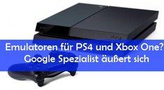 Playstation 4-Emulator: Nur eine Frage der Zeit?