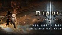 Diablo 3 - Reaper of Souls: Closed-Beta gestartet, 8.000 Einladungen verschickt