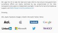 Apple und Co. fordern strengere und klarere Überwachungs-Gesetze