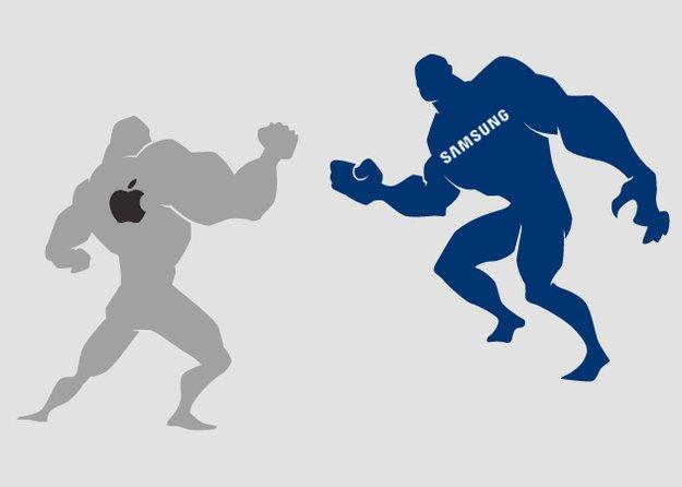 Patentkrieg: Apple und Samsung sollen sich einer Einigung nähern
