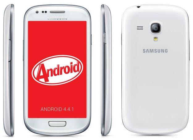 Samsung Galaxy S3, Note 2 & weitere: Android 4.4 KitKat-Update in der Mache [Gerücht]