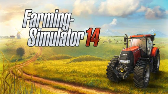 Landwirtschafts-Simulator 14: Hartnäckig an der Spitze der App-Charts