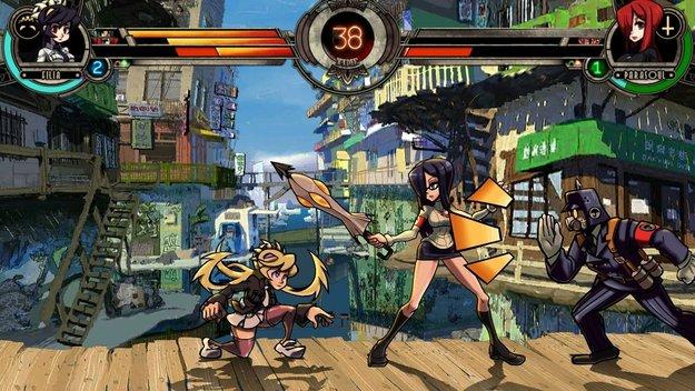 Skullgirls Encore: Ebenfalls für PS4 & PS Vita
