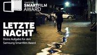 Ich brauche eure Hilfe: Bitte stimmt ab für meinen Beitrag zum Samsung Smartfilm-Award 2014 (in eigener Sache)