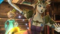 Super Smash Bros. for Wii U / 3DS: Prinzessin Zelda ebenfalls dabei