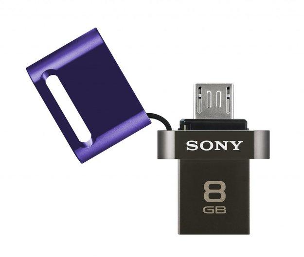 Sony: Micro-USB-Sticks für Android-Geräte ab Januar