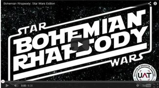 Queen meets Jabba: Bohemian Rhapsody als Star Wars-Version