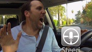 Steeri - World's 1st Driverless Car App