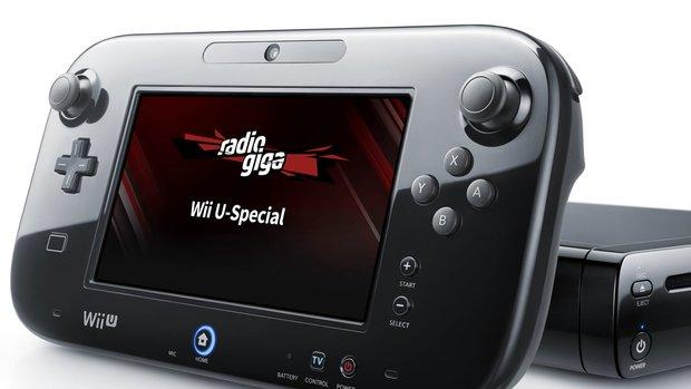 radio giga Wii U-Special