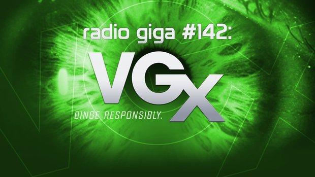 radio giga #142: VGX 2013