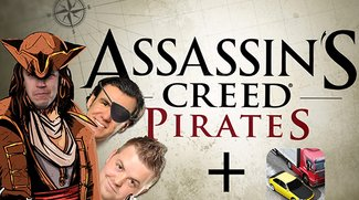 Assassin's Creed Pirates und Traffic Racer: Top Apps im Gameplay