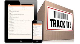 Apps zur Paketverfolgung mit iPhone, iPad und Mac: Parcel, Posted und Delivery Status touch