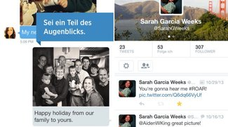 Twitter für iPhone 6.0 bringt iOS-7-Benutzeroberfläche