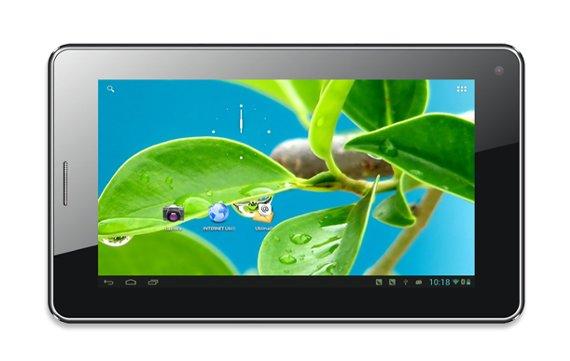 Günstigstes Tablet der Welt: 34€ für das UbiSlate 7Ci