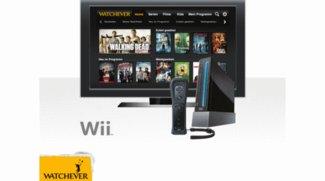 Watchever auf Wii: Filme und Serien nun auch über Nintendos Konsole sehen
