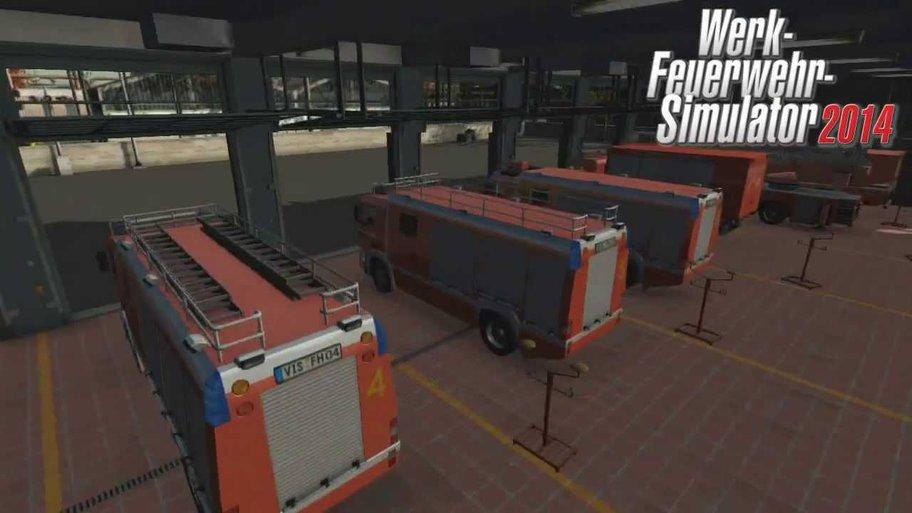 Werkfeuerwehr-Simulator 2014: Die Feuerwehr von Visbek ist gut ausgestattet