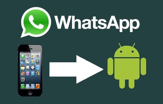 Whatsapp Verlauf Von Android Auf Iphone Ubertragen