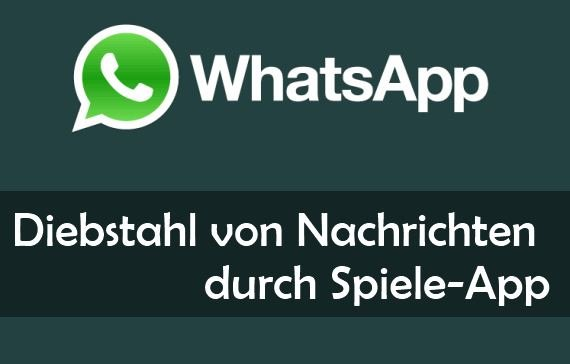 WhatsApp: Diebstahl und Verkauf von Nachrichten durch App