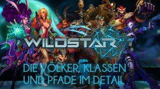 Wildstar: Klassen, Völker und Pfade auf einen Blick