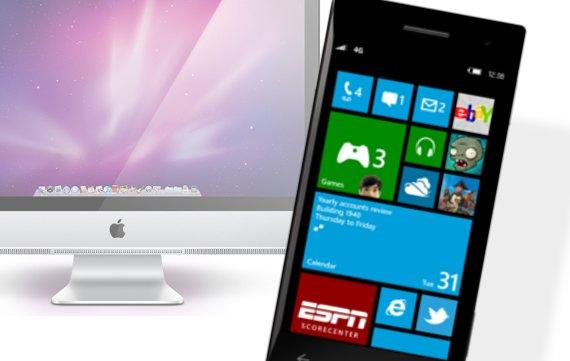 Windows Phone Mit Mac Synchronisieren