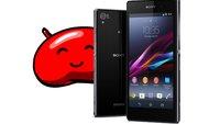 Android 4.3 für Sony Xperia Z1 und Z Ultra wird verteilt
