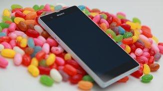 Sony Xperia Z1 und Xperia Z Ultra: Update auf Android 4.3 Jelly Bean wird verteilt