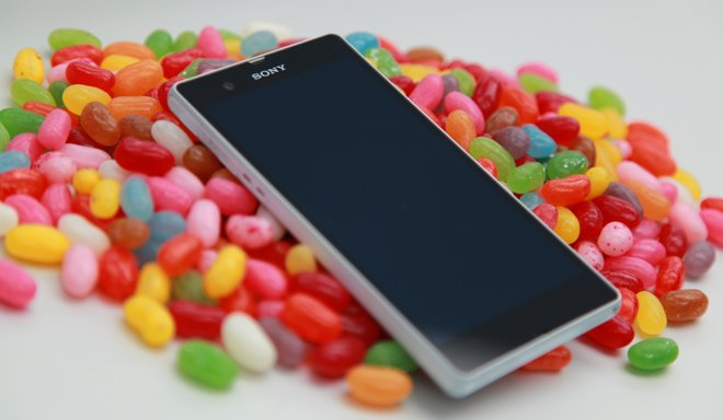 xperia-z1-android4-3-Jelly-Bean