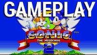 Sonic the Hedgehog 2 jetzt im Play Store verfügbar (Gameplay)